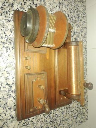 preciosa radio de galena, radio antigua