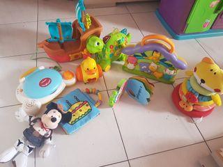 lote de juguete de niña O niño