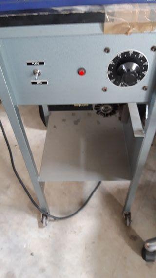 Maquina bobinadora cine 35mm