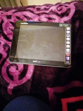 tablet wolder para piezas