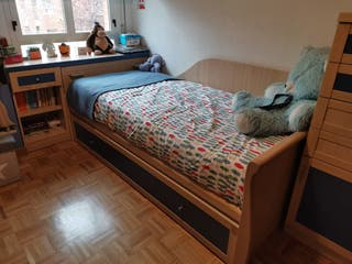 Dormitorio juvenil , que te llevo a casa !!