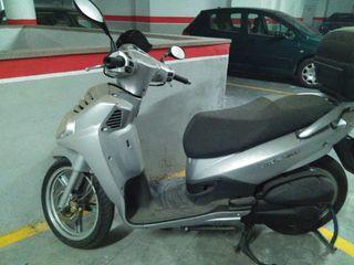 moto SYM hd 125