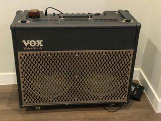 Amplificador guitarra VOX 100W
