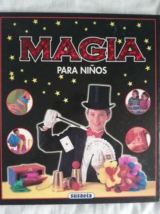 libro de Magia para niños