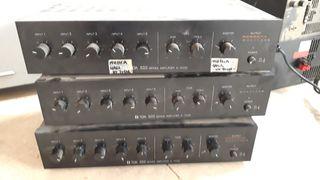 Amplificador de sonido 5 canales