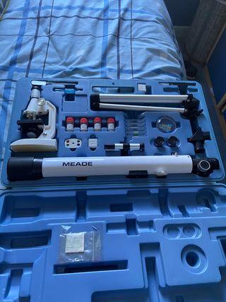 Meade Telescope/Microscope