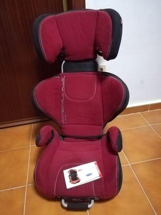 silla coche Jane Montecarlo plus con isofix