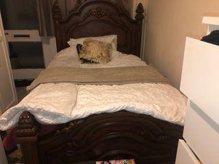 Middle Eastern Bed Frame