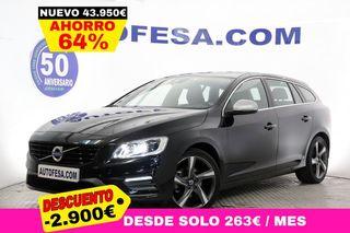 Volvo V60 2.0 D3 MOMENTUM R-DESIGN 150CV AUTO 5P
