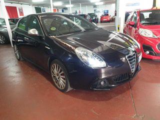 Alfa Romeo Giulietta 2.0JTDm 140cv Distinctive 5 p