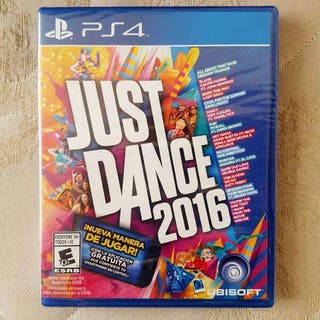 Just Dance 2016 ps4