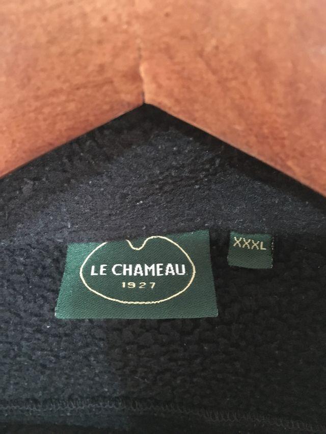 Forro polar Le Chameau XXXL