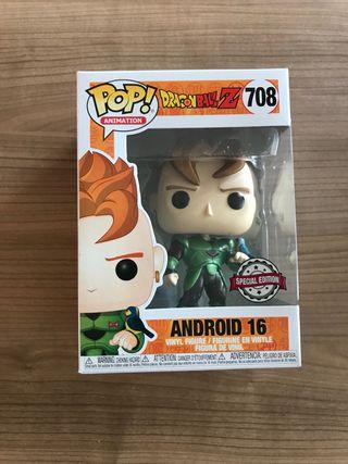 Android C16 Metalic [708] Funko Pop Dragon Ball Z