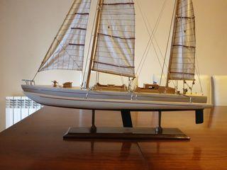 Maqueta velero barco decoracion