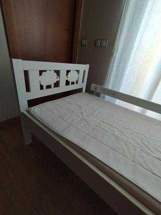Cama infantil Ikea KRITTER