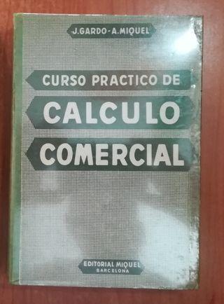 LIBROS DE MATEMATICAS COMERCIALES Y FINANCIERAS
