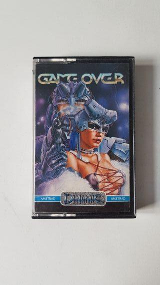 Pack 4 juegos...Game Over 1 y 2, ... Amstrad
