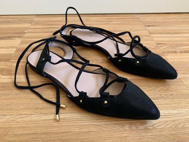 Zapatos de piel (mujer) - Pedro Del Hierro