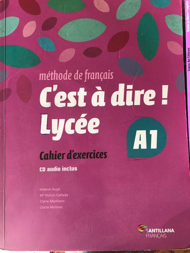 Libros de frances a1