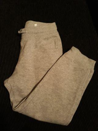 Pantalon gris chándal 4-5años