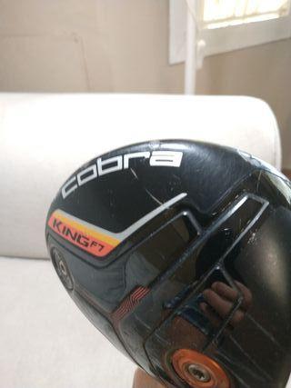Driver Cobra King F7 con varilla Project X