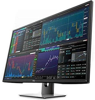 "Monitor Dell 42,5"" profesional"