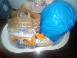 pack bebé + regalo bañera