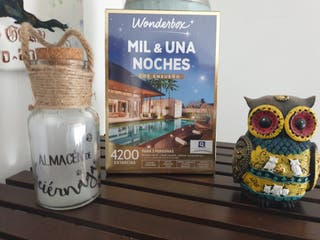 Pack Wonderbox mil y una noches