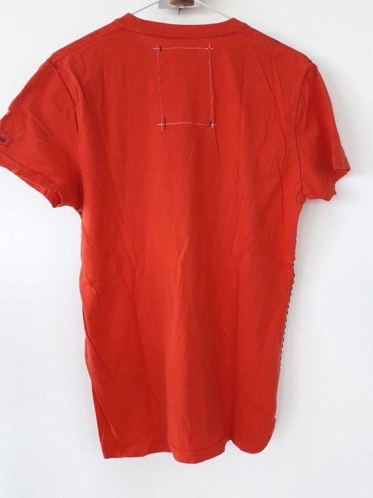 Camiseta hombre Desigual, talla M