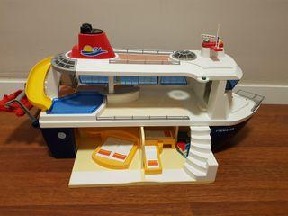 crucero barco Playmobil