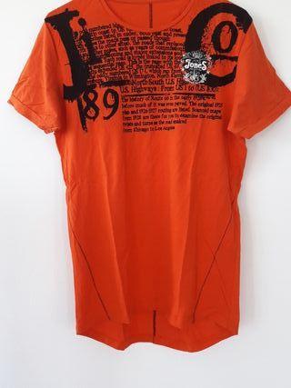 Camiseta Jack & Jones. Talla M