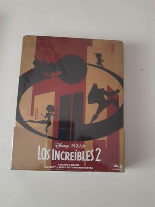 Los increíbles 2 Steelbook