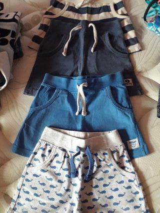 Pantalones cortos 18-24 meses