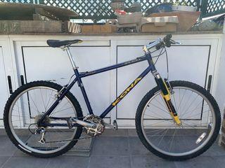 Bicicleta clásica mtb Kona Kilauea 1997
