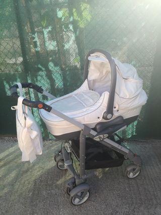 Carrito neonato synchro sport