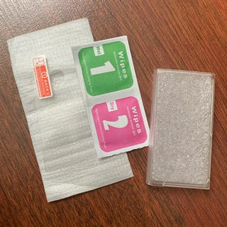 iPod nano 7th funda de silicona, protector pantall