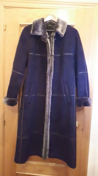 abrigo con forro polar talla 50