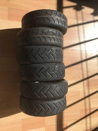 "Pack ruedas 8"" xiaomi M365"