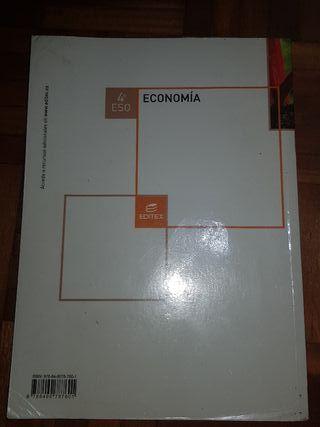LIBRO ECONOMÍA 4°ESO