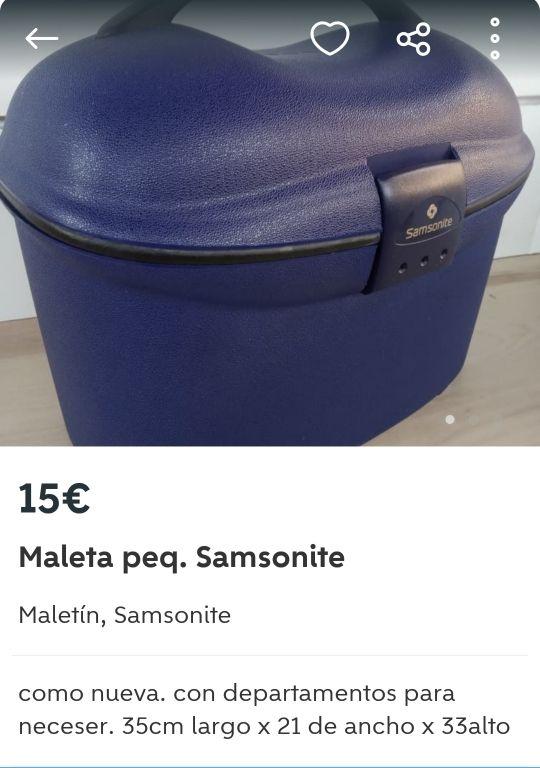 Neceser Samsonite