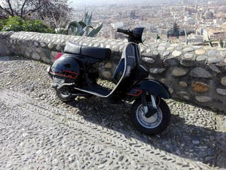 Vespa PX 200 iris