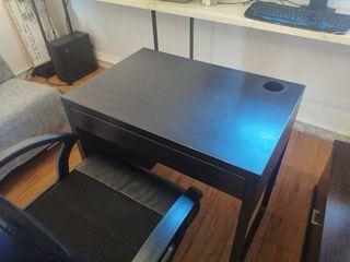 Conjunto silla y escritorio