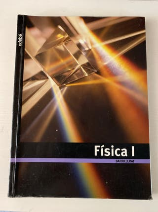 Libro Fisica 1 editorial edebé 1° bachillerato