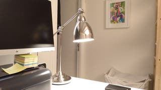 lámpara mesa flexo