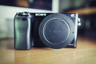 Sony a6000 APS-C