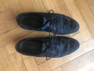 Zapatos mujer cordones