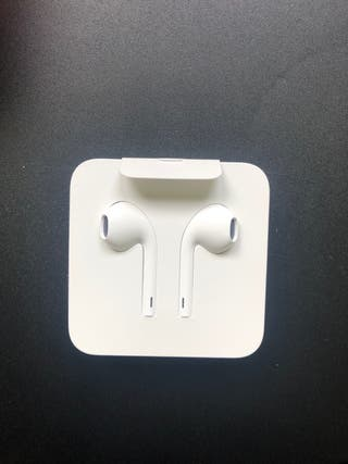 Earpods. Auriculares iPhone
