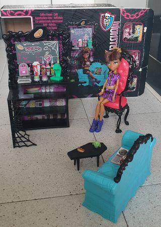 Cafetería Monster High