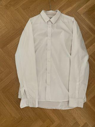 Camisa blanca de Calvin Klein