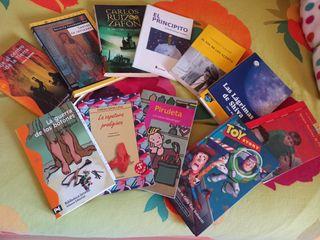 9 libros